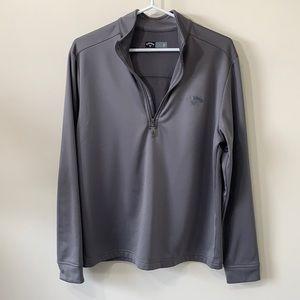 😊2/25 Men's Callaway nice golfing jacket
